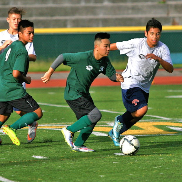 Leilehua High School Soccer